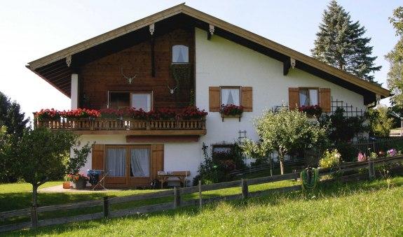 Gemütliche Ferienwohnungen mit Blick auf den Wendelstein, © im-web.de/ Kultur- und Tourismusamt Miesbach