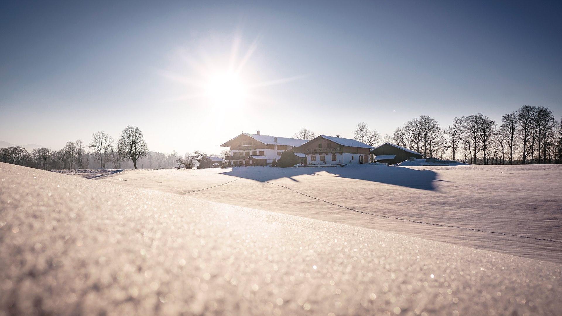 Winter Miesbach, © Dietmar Denger