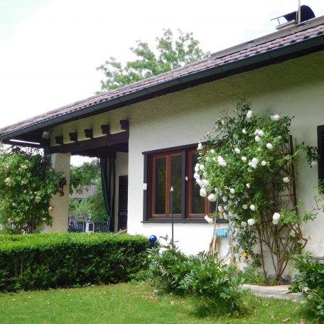 Ferienhaus Enke Garten, © im-web.de/ Alpenregion Tegernsee Schliersee Kommunalunternehmen