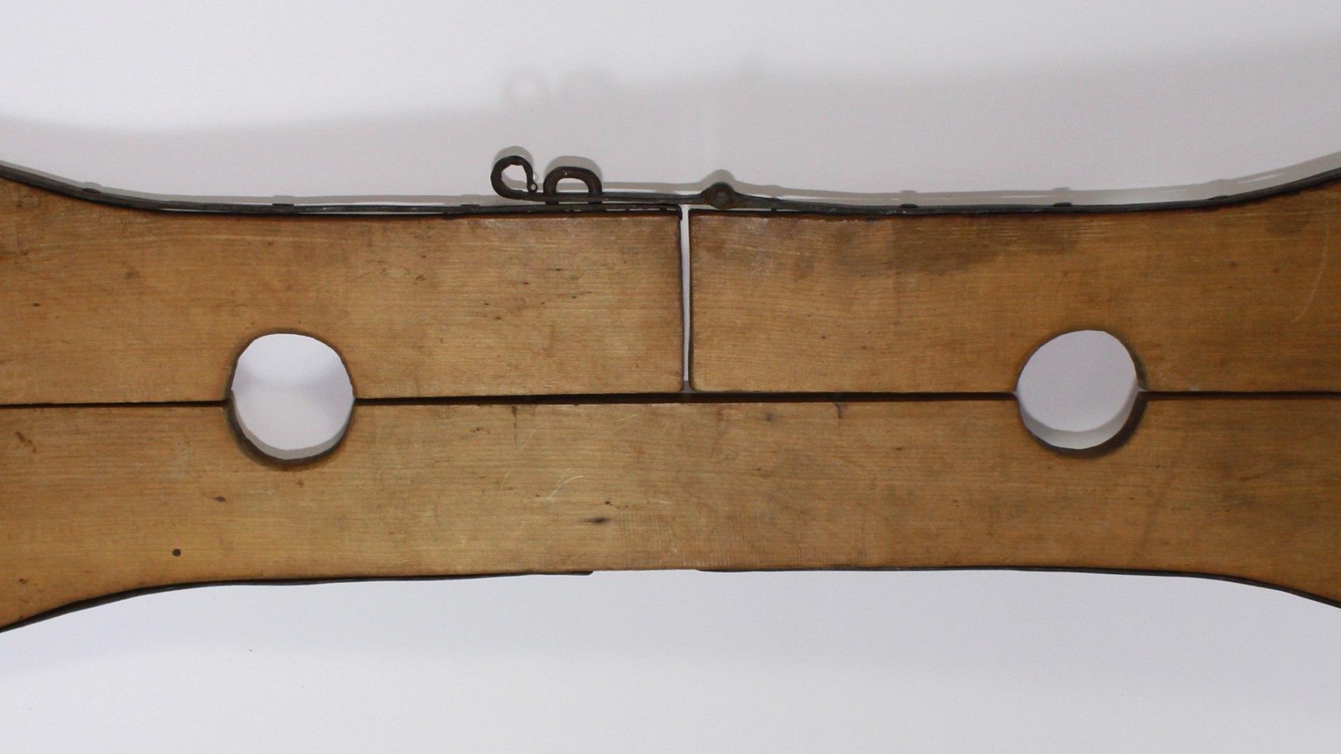 Halsgeige aus dem Heimatmuseum Miesbach , © Heimatmuseum Miesbach