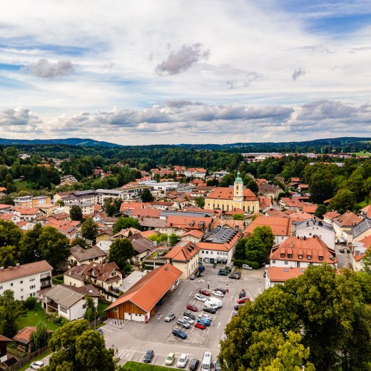 Stadt Miesbach, © Max Kalup