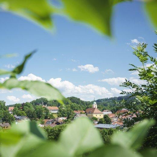 Ortsansicht Miesbach, © Dietmar Denger