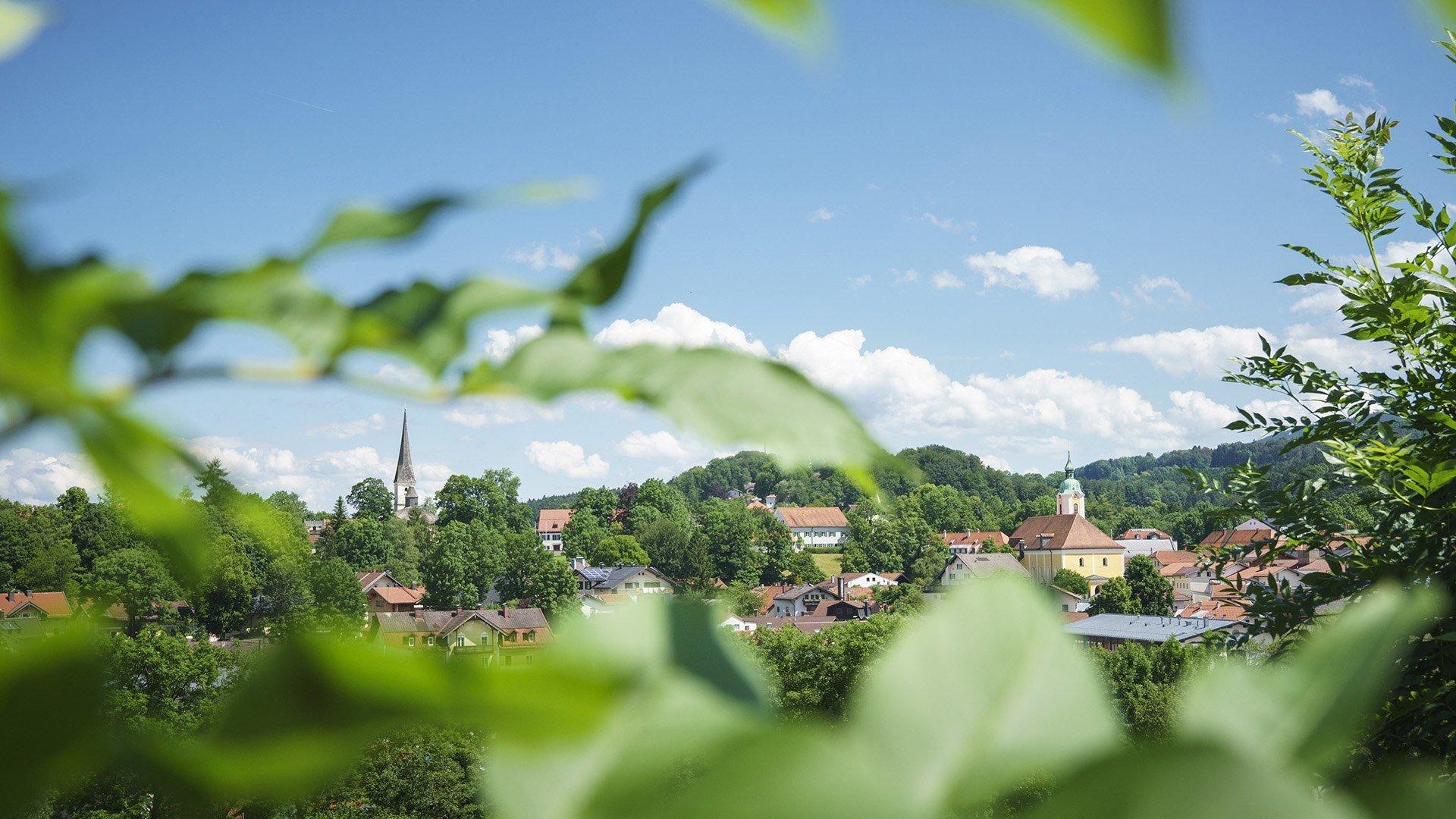 Ortsansicht Miesbach