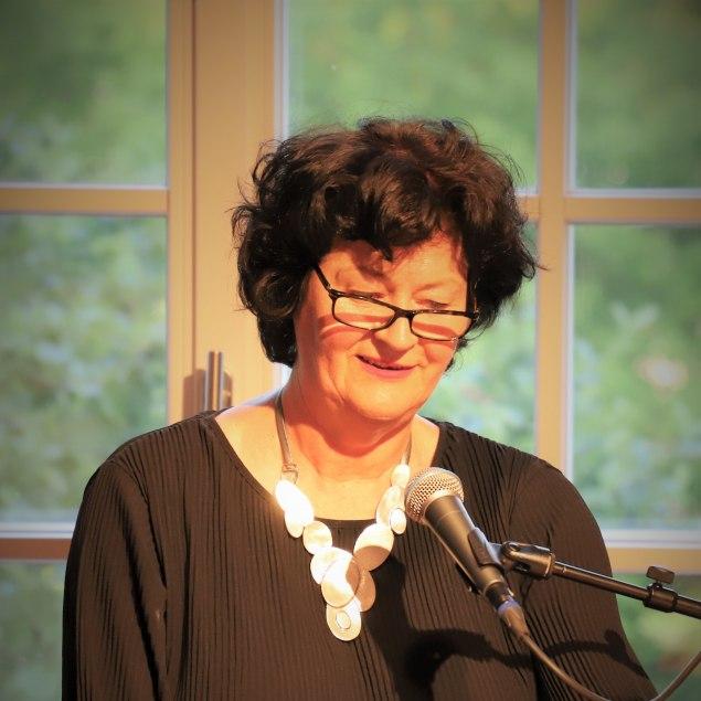 Stadtschreiberin Verena Wolf, © Hartmut Wolf