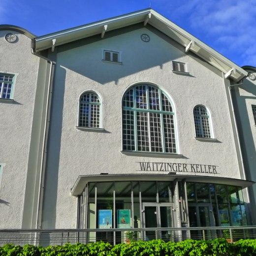 Kulturzentrum Waitzinger Keller, © Dietmar Denger